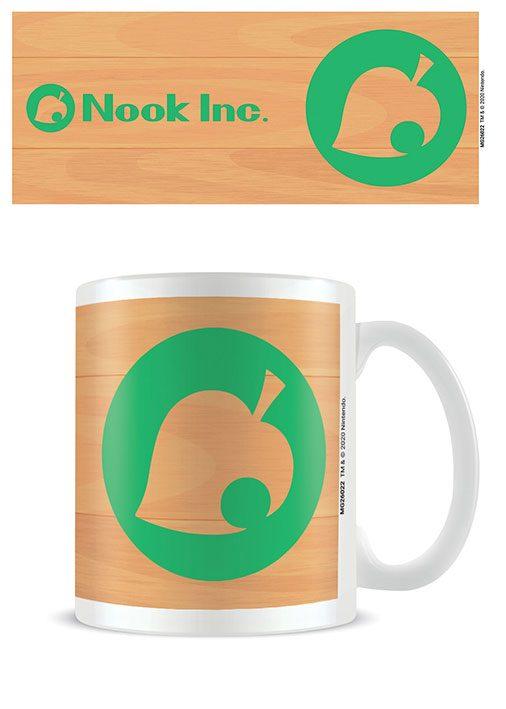 Animal Crossing Nook Inc. bögre termékfotó