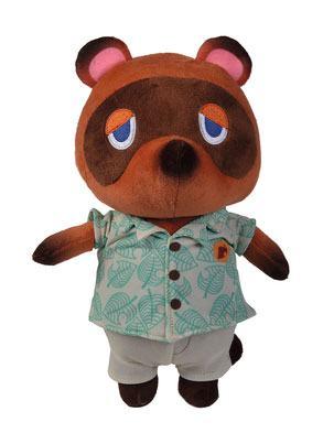 Animal Crossing plüss figura Tom Nook 25 cm termékfotó