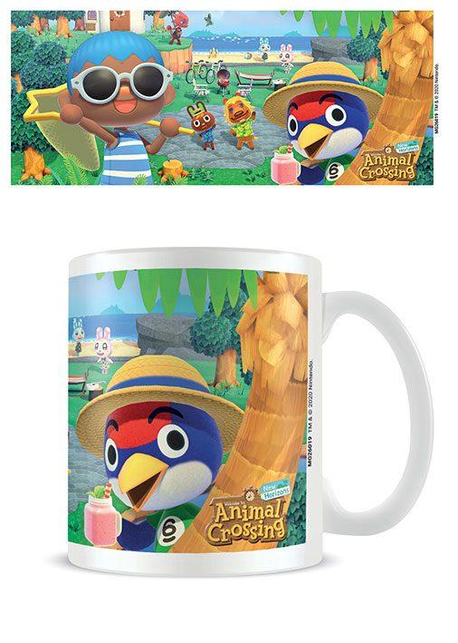 Animal Crossing Summer bögre termékfotó