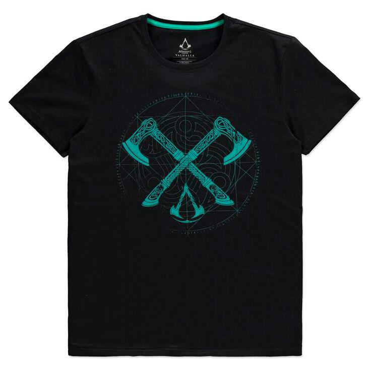 Assassin's Creed Valhalla Axes póló [M] termékfotó