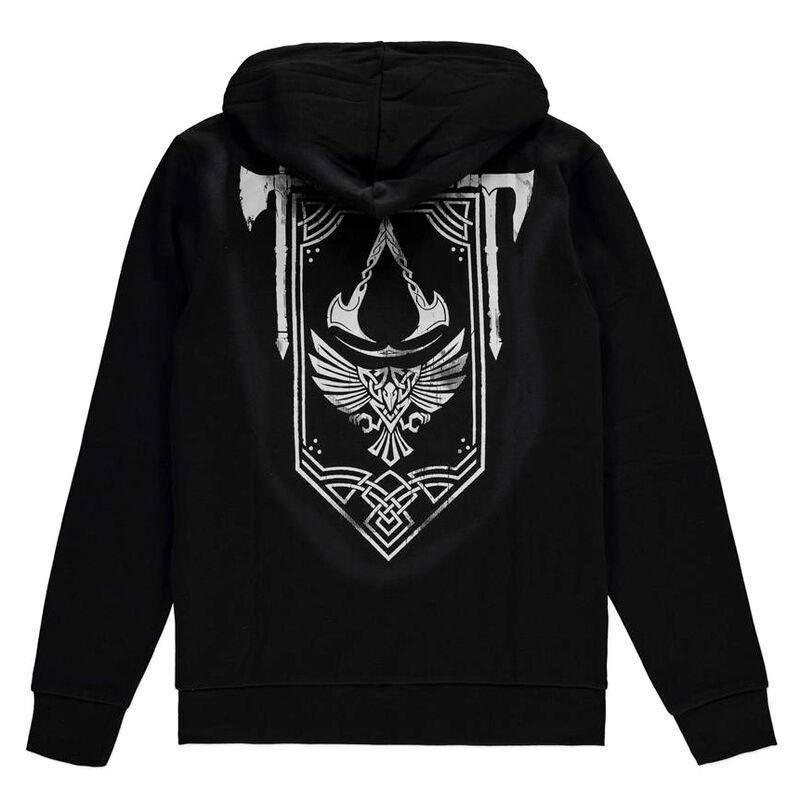 Assassin's Creed Valhalla Crest Banner pulóver [XXL] termékfotó