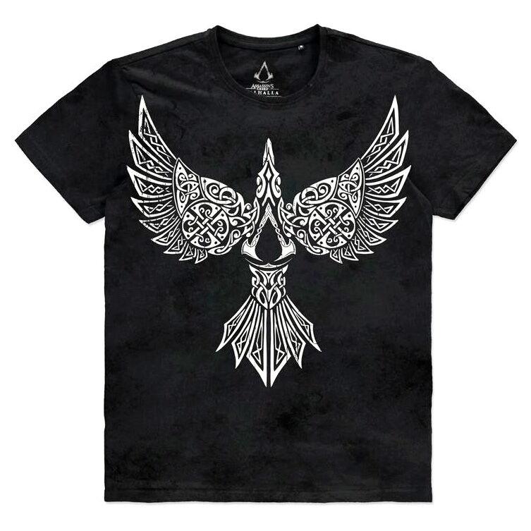 Assassin's Creed Valhalla Raven póló [S] termékfotó