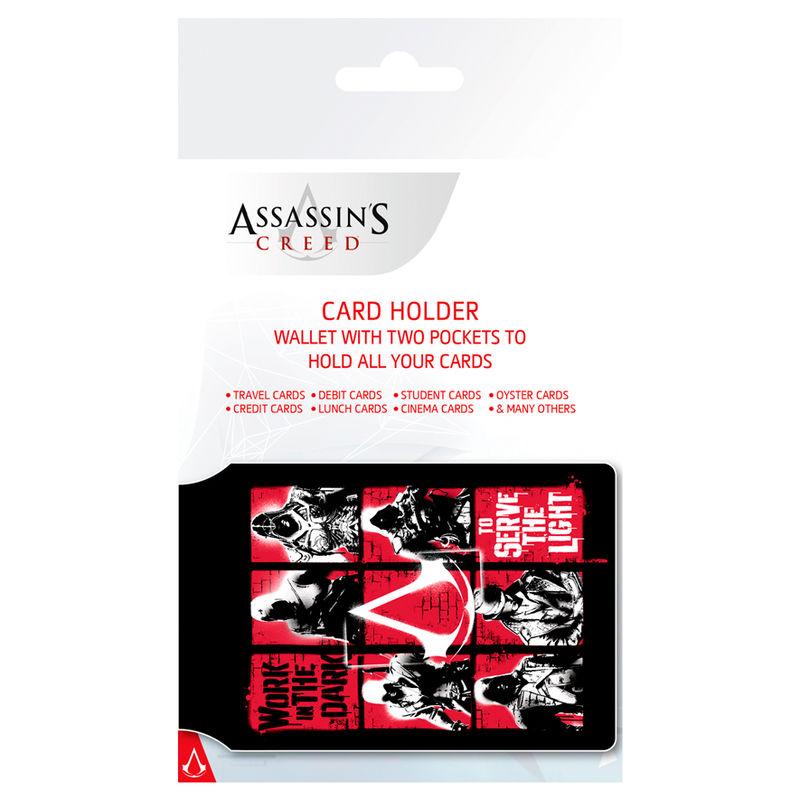 Assassins Creed Grid irattartó termékfotó