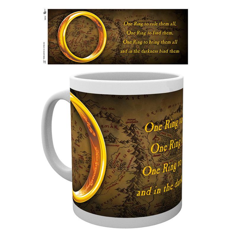 Lord of the Rings One Ring bögre termékfotó