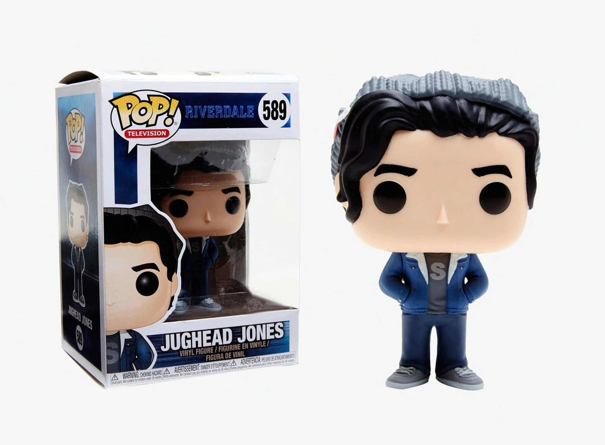 POP figura Riverdale Jughead termékfotó