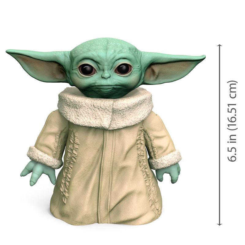 Star Wars Baby Yoda akciófigura 16cm termékfotó