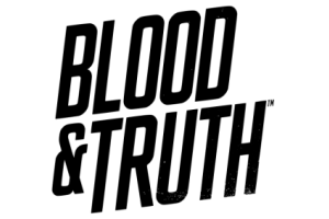 Blood and Truth-os logó