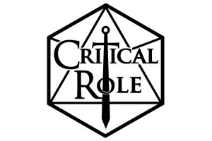 Critical Role-os logó