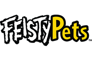 Feisty Pets-es logó