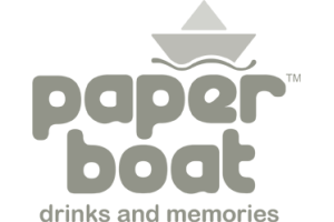 My paperboat-os logó