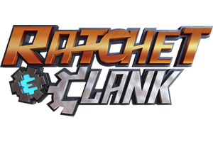 Ratchet and Clank-es logó