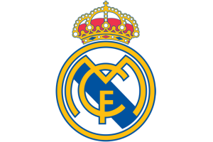 Real Madrid-os logó