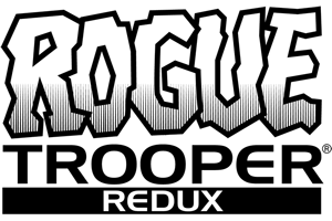 Rogue Trooper-es logó