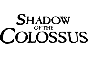 Shadow of the Colossus-os logó