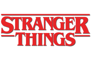 Stranger Things-es logó