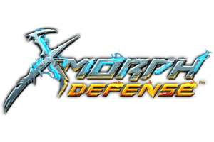 X-Morph Defense-es logó