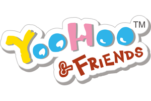 YooHoo & Friends-es logó