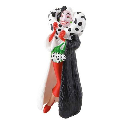 101 kiskutya Szörnyella Disney figura ajándékba