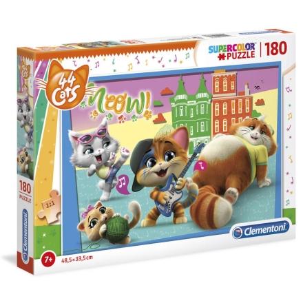 44 Cats puzzle 180db-os termékfotója