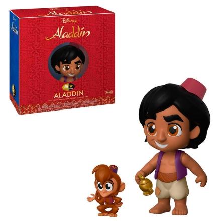 5 Star figura Disney Aladdin ajándékba