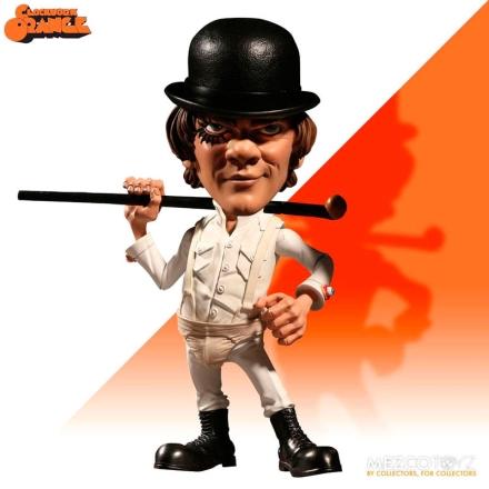 A Clockwork Orange Alex DeLarge figura 15cm ajándékba