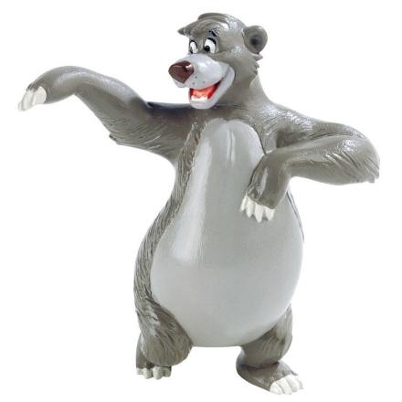 A dzsungel könyve Balu medve Disney figura ajándékba