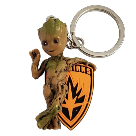A galaxis örzői Baby Groot kulcstartó termékfotója