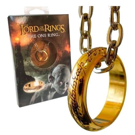 A Gyűrűk Ura Az Egygyűrűs medál ajándékba