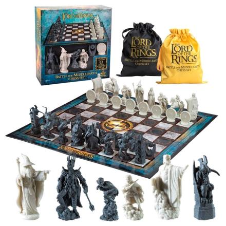 A gyűrűk ura sakk ajándékba