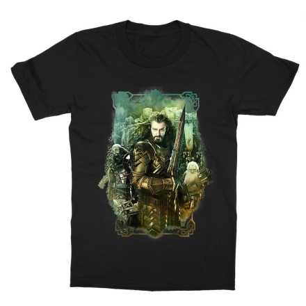 A hobbit Dwarves gyerek póló ajándékba