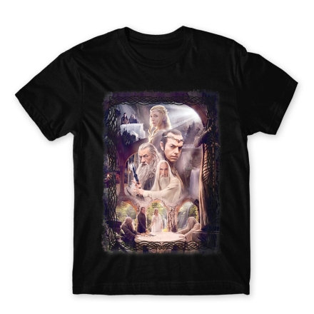 A hobbit Hobbit Poster 1 férfi póló ajándékba
