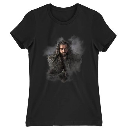 A hobbit Thorin női póló ajándékba