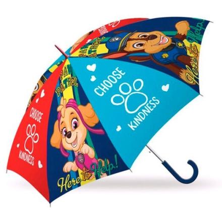 A Mancs őrjárat automata esernyő 46cm ajándékba