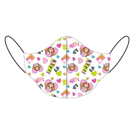 A Mancs őrjárat gyerek többször használható maszk termékfotója