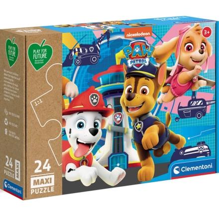 A Mancs őrjárat Maxi puzzle 24db-os ajándékba