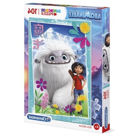Abominable puzzle 104db-os ajándékba