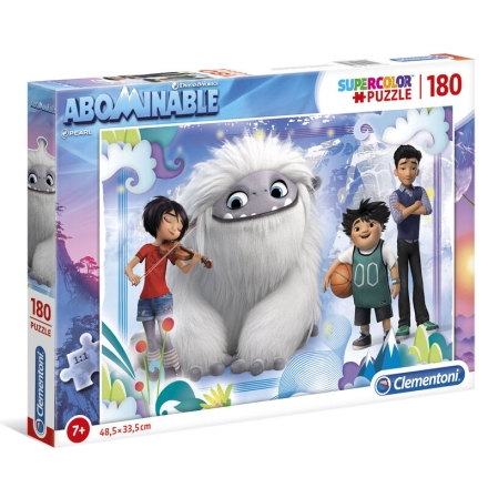 Abominable puzzle 180db-os ajándékba