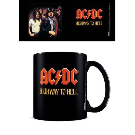 AC/DC bögre Highway To Hell ajándékba
