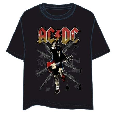 ACDC Angus felnőtt póló ajándékba