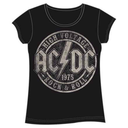 ACDC High Voltage felnőtt női póló ajándékba