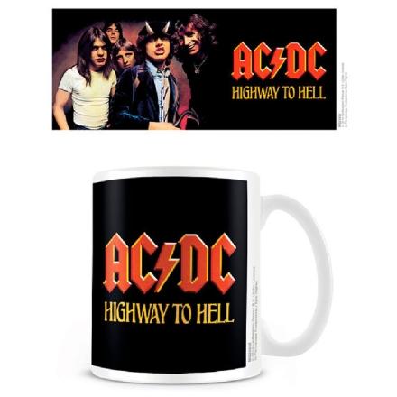 ACDC Highway To Hell bögre termékfotója