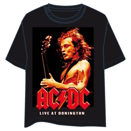 ACDC Live at Donington felnőtt póló S-es ajándékba