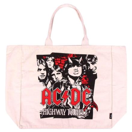 ACDC táska termékfotója