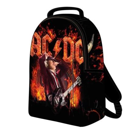 ACDC táska hátizsák 45cm ajándékba