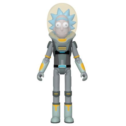 Action figure Rick & Morty Space Suit Rick ajándékba