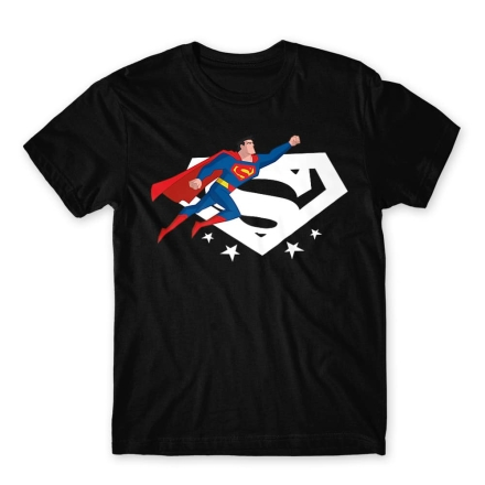 Action Superman Logo férfi póló ajándékba