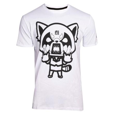 Aggretsuko I Wanna Eat póló [S] ajándékba