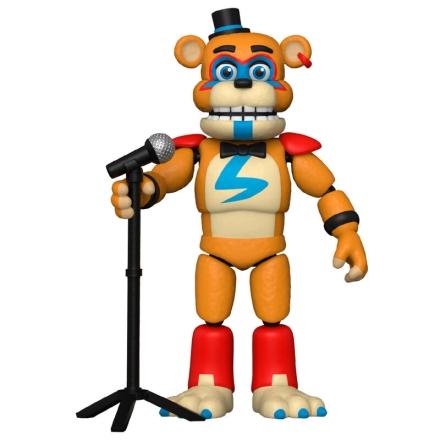 Akció figura Friday Night at Freddys Security Breach Glamrock Freddy ajándékba