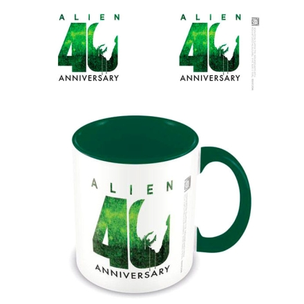 Alien 40. évforduló bögre ajándékba