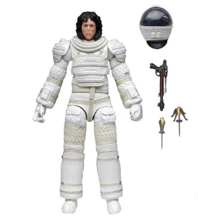 Alien 40. évforduló. Serie 4 The Alien figura 18cm termékfotója